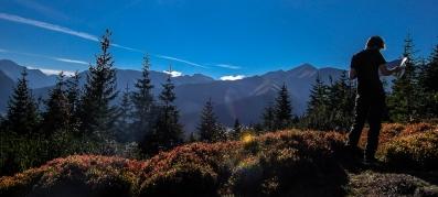 2000 m above the sidewalks . High Tatras and the Western Tatras (2011) 06