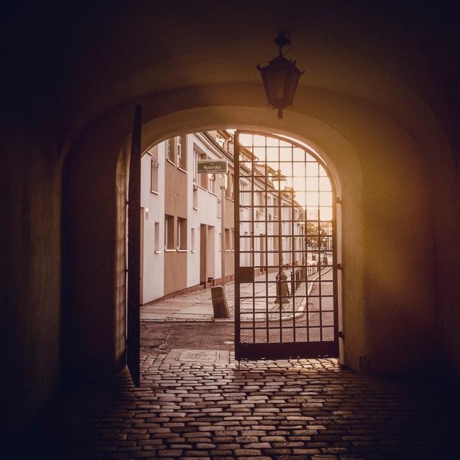 Brama - Zamek Książąt Pomorskich