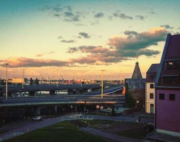 Panorama Szczecina