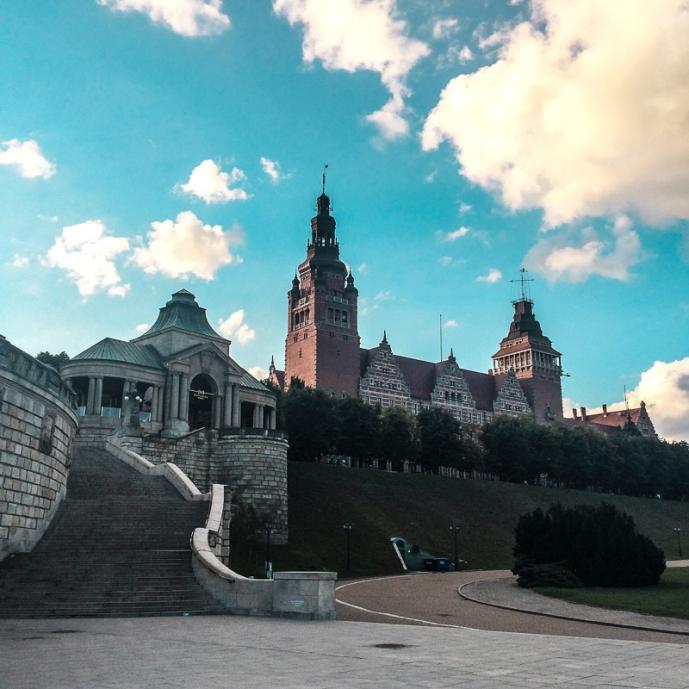 Wały Chrobrego w Szczecinie