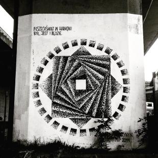 Mural, Szczecin