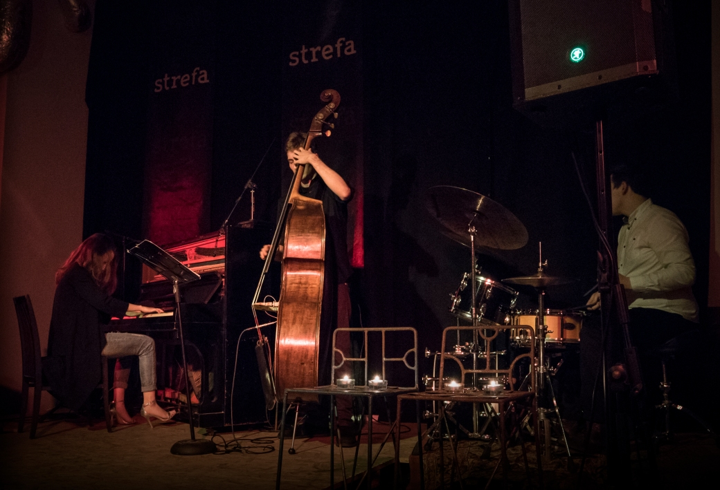This is jazz. Aga Derlak Trio in Krakow (2017) 02.jpg