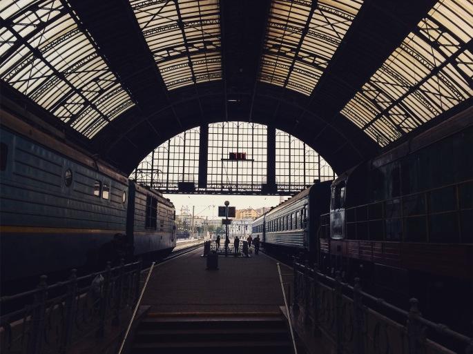 Dworzec Lwów