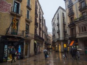 Ulica Barcelona