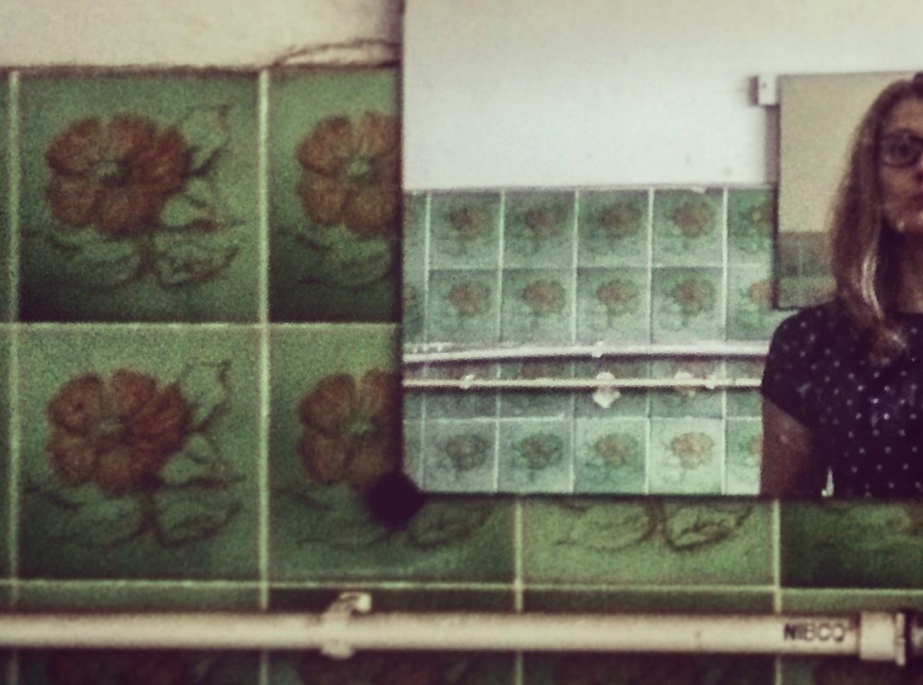 zdjęcie w lustrze kraków
