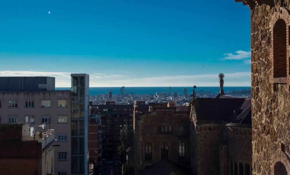 Pocztówki z Barcelony