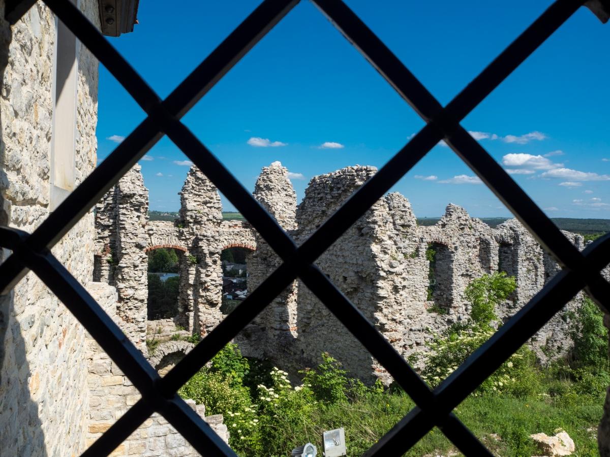 Małe wycieczki. Zamek w Rabsztynie