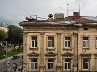 Kamienica we Lwowie