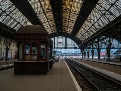 Dworzec we Lwowie