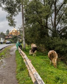Worochta, Ukraina
